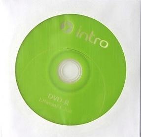 Компакт-диск DVD-R 4.7Гб 16x