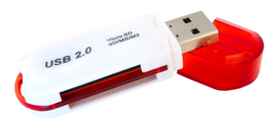 Картридер-флэшка USB 2.0