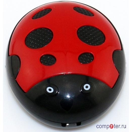 """Плеер MP3 """"Божья коровка"""" (Micro-SD)"""