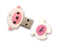 Флэшка 8Гб USB 2.0 <Mirex SHEEP PINK>