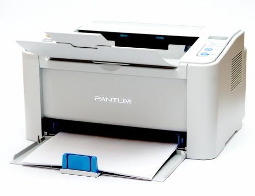Принтер лазерный Pantum P2200 картридж 1600страниц