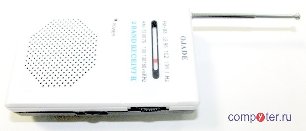 Радиоприемник FM/AM двухдиапазонный <OJADE OE-881>
