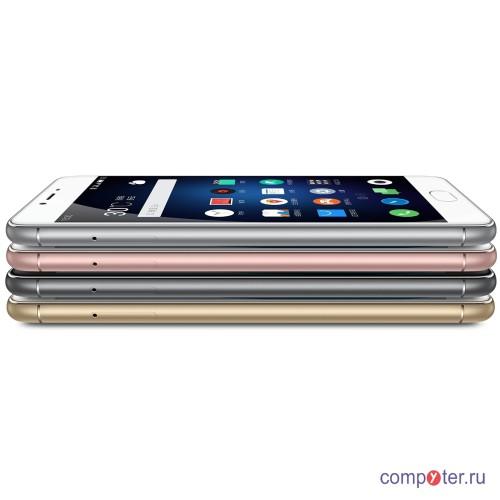 Смартфон Meizu M3S 5.0″ 2Gb/16Gb 8-ядерный 1280х720 Металл Камеры 13/5Mp Сканер  Android 5.1